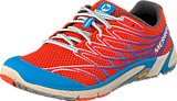 Merrell - Bare Access 4 Orange/Blue