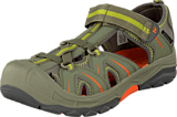Merrell - Hydro Hiker Sandal Olive/Orange