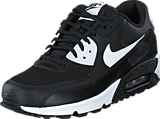 Nike - Wmns Air Max 90 Essential Black/White-Metallic Silver