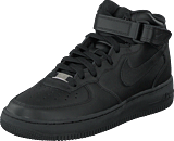 Nike - Wmns Air Force 1 Mid '07 Le Black/Black
