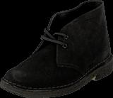Clarks - Desert Boot w Black
