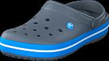 Crocs - Crocband Charcoal/Ocean