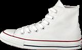 Converse - All Star Canvas Hi Canvas White