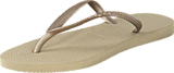 Havaianas - Slim Sand Grey/Light Golden