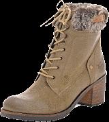 Wrangler - Rusty Boot Truffle Oiled Suede