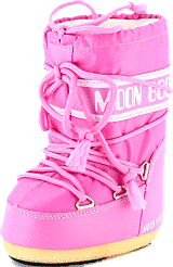 Moon Boot - 140043 Nylon pink