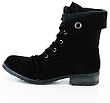Park West - Leather Boot 74 Black