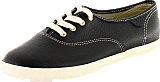 Keds - Champion Basic Black Leather