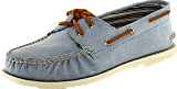 Sperry Topsider - A/O 2-Eye Sky Blue Canvas