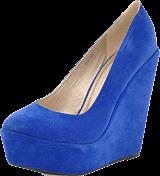 Sugarfree Shoes - Zoe Blue