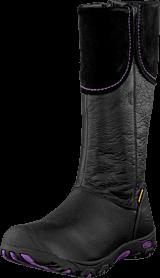 Keen - Laken Boot WP Black / Purple Heart