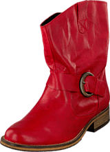 Duffy in Leather - 52-04100-15 Red