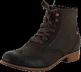Sebago - Claremont Boot Mahogany