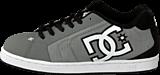 DC Shoes - Net Se Shoe Grey/Grey/Black