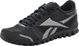 Reebok - Realflex Optimal Black/Pure Silver