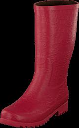 UGG Australia - Wilshire Logo Short Crimson Red