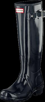 Hunter - Original Tall Gloss Navy