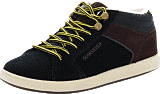 Quiksilver - Little Area 4 Slim Mid Black Brown Offwhite