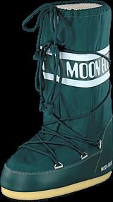 Moon Boot - Nylon Petrol