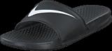 Nike - BENASSI SWOOSH Black/White