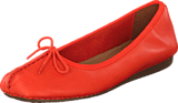 Clarks - Freckle Ice Grenadine Lea