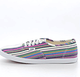 Vans - U Authentic Lo Pro Multi Stripe