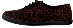 Vans - U Authentic Lo Pro Suede Leopard