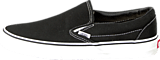 Vans - U Classic Slip-on Black