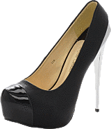 Sugarfree Shoes - Iza Black
