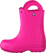 Crocs - Rain Boot Kids Fuchsia