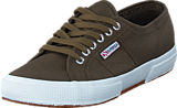 Superga - 2750-Cotu Classic Military Green