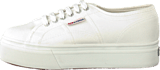 Superga - Lady 2790-Cotw Linea and Down 901 white