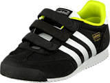adidas Originals - Dragon Cf C Black/White/Yellow