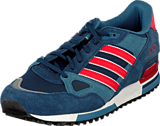 adidas Originals - Zx 750 Collegiate Navy/Red/Ftwr White