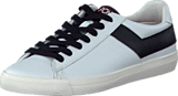 Pony - Topstar Ox Leather White
