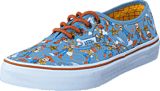 Vans - Authentic (Toy Story) Woody/true white