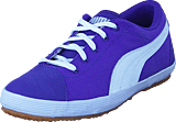 Puma - Serve Pro Canvas Jr Liberty blue/white