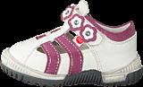 Pax - Strimma White/Pink