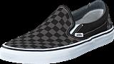 Vans - Classic Slip-On (Checkerboard) Black/Pewter