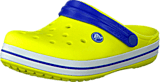 Crocs - Crocband Kids Citrus/Sea Blue