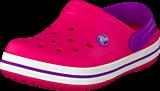 Crocs - Crocband Kids Neon Magenta/Neon Purple