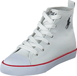 Ralph Lauren Junior - Harbour Hi White