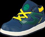 Reebok - Versa Pump Omni Lite Batik Blue/Yellow/Stone/Wht
