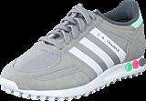 adidas Originals - La Trainer W Light Granite/White/Green