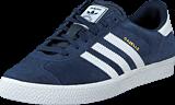 adidas Originals - Gazelle 2 J Collegiate Navy