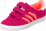 adidas Originals - Gazelle 2 Cf C Bold Pink/Orange/Ftwr White