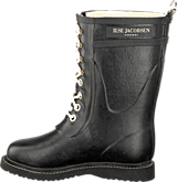 Ilse Jacobsen - 3/4 Rubberboot Black