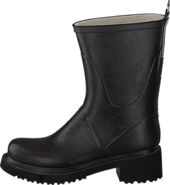 Ilse Jacobsen - 3/4 Rubberboot R36 Brown