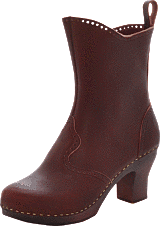 Swedish Hasbeens - Gypsie Boot Bordeaux / Bordeaux