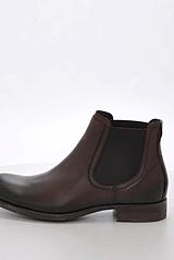 Henri Lloyd - Renwick Chelsea Boot Dark Brown